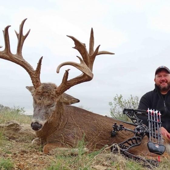 "Texas Whitetail Hunts - 201"" to 250"""
