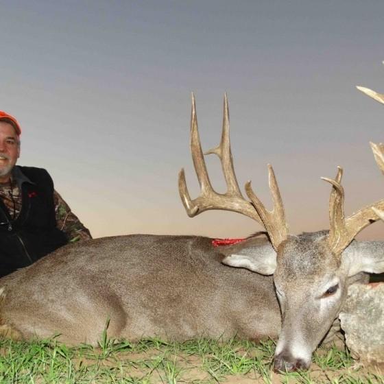 "Texas Whitetail Hunts - 161"" to 200"""