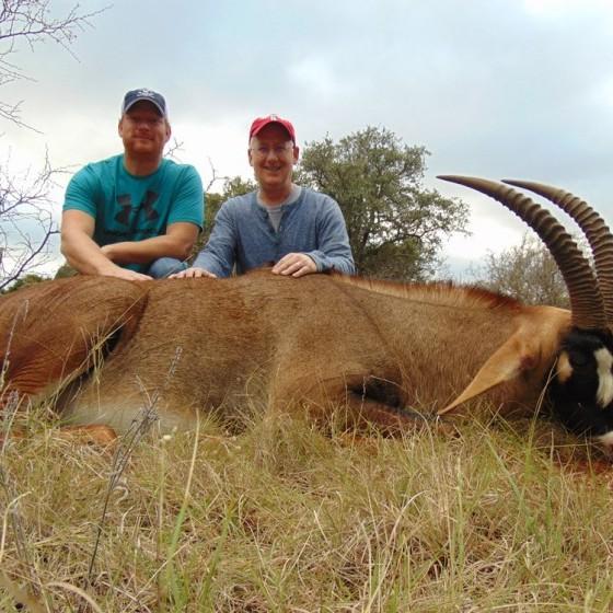 Roan Antelope Hunts